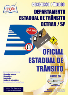 Apostila Detran SP - Oficial Estadual de Trânsito