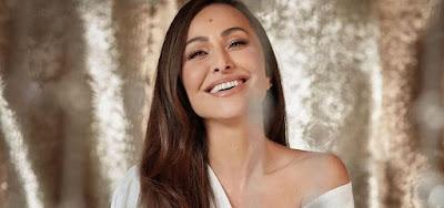Sabrina Sato se prepara para ser a apresentadora do novo Domingo Show, que estreia em março