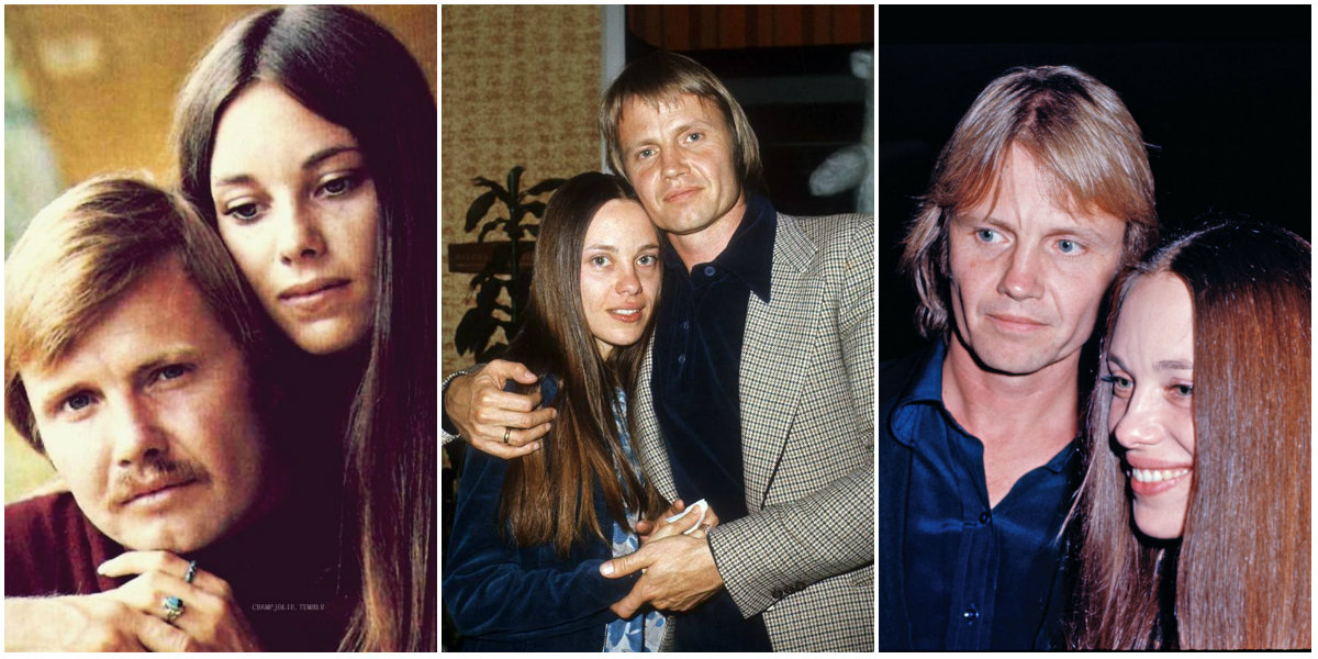 20 Vintage Photographs of Jon Voight and Marcheline Bertrand (Angelina Jolie's Parents) in the 1970s