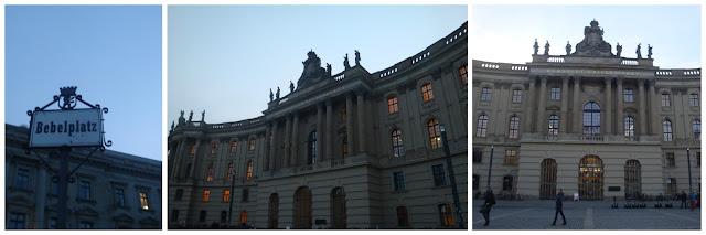 Bebelplatz, Berlim