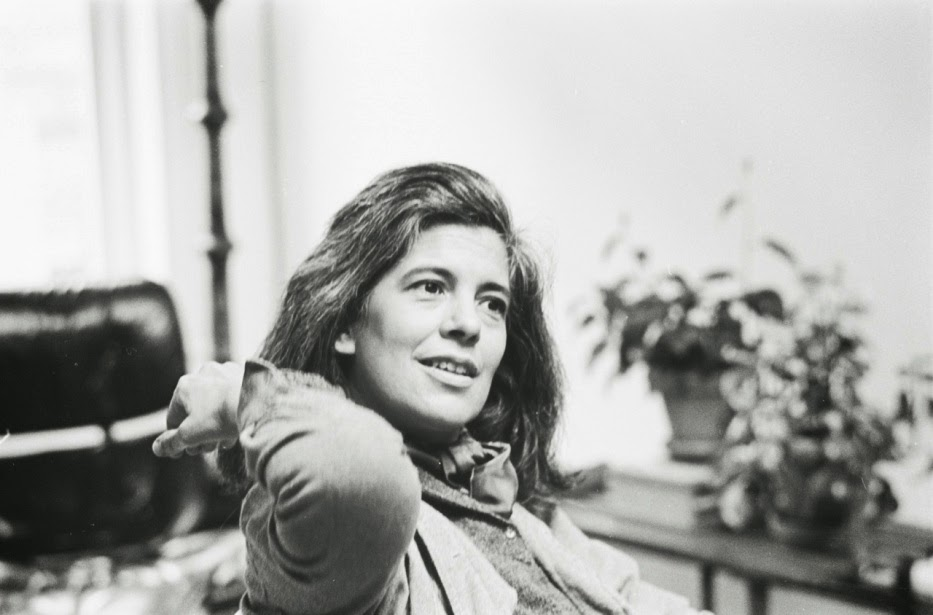 Regarding Susan Sontag directed by Nancy Kates
