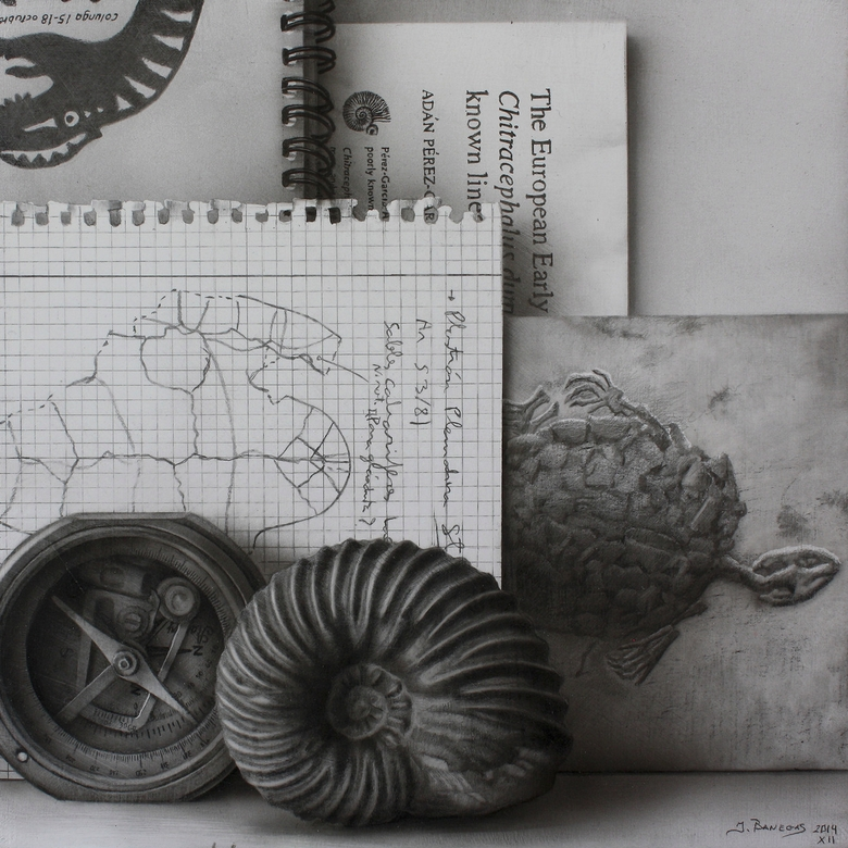 14-The-Thesis-Javier-Banegas-Black-and-White-Realistic-Mixed-Media-Drawings-www-designstack-co