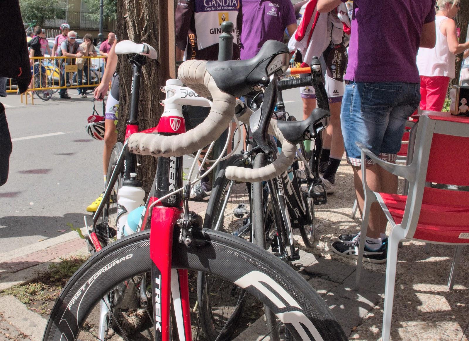 Bicicleta, El Barraco, Avila 2016