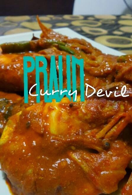 PRAWN CURRY DEVIL
