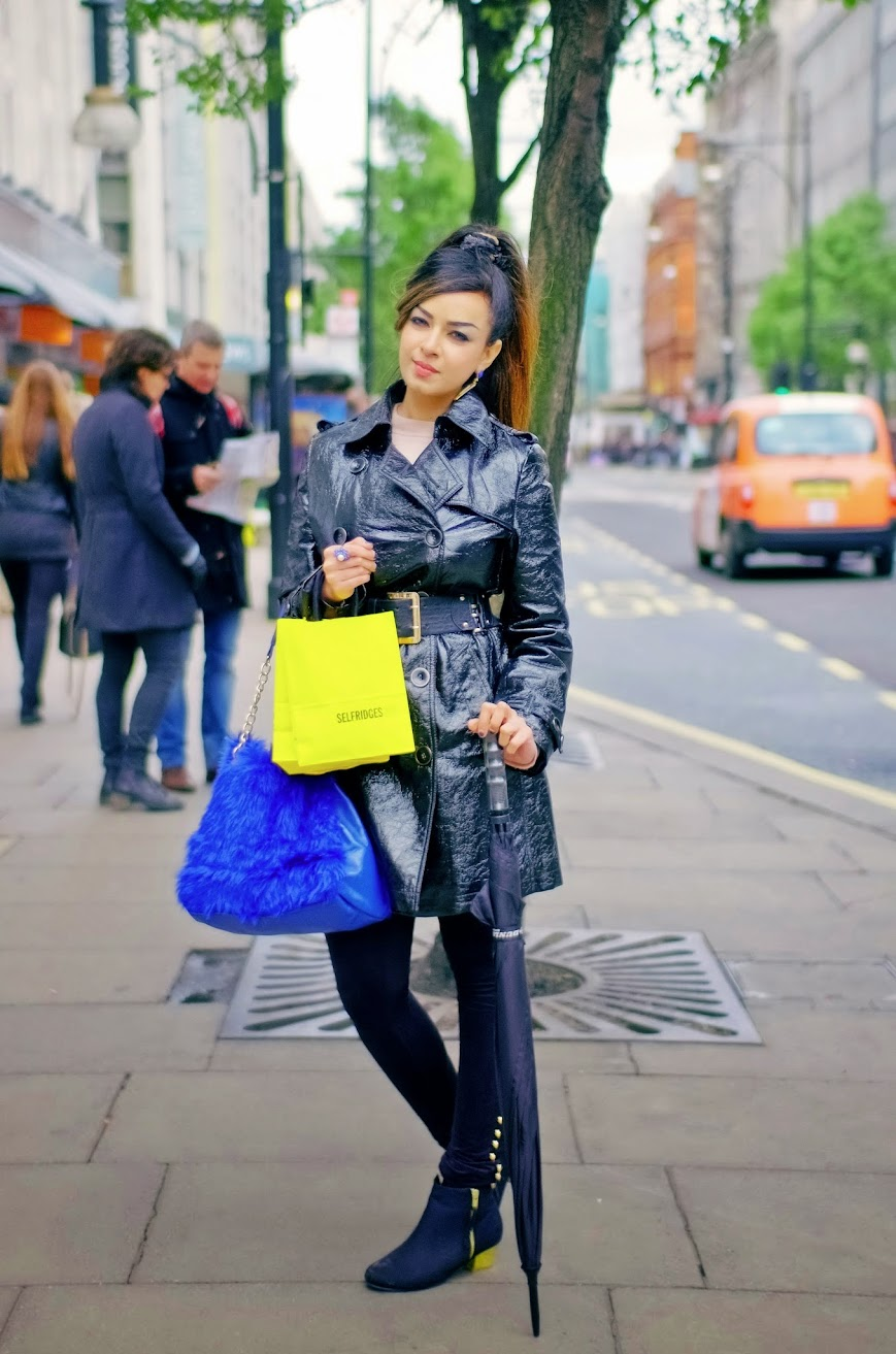 OOTD - All Black | London Trip