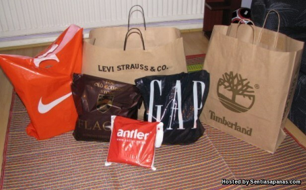 RIAK - Gambar Shopping