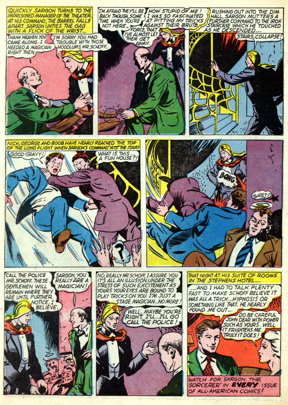 Read online All-American Comics (1939) comic -  Issue #26 - 48