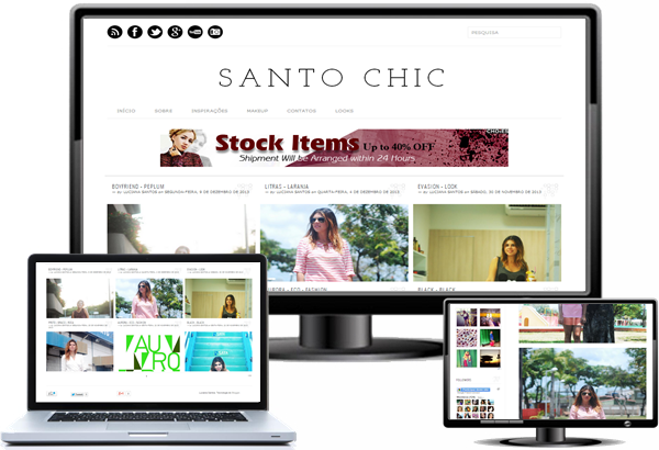Blog Santo Chic