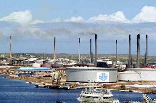 Refineria Isla de Curacao