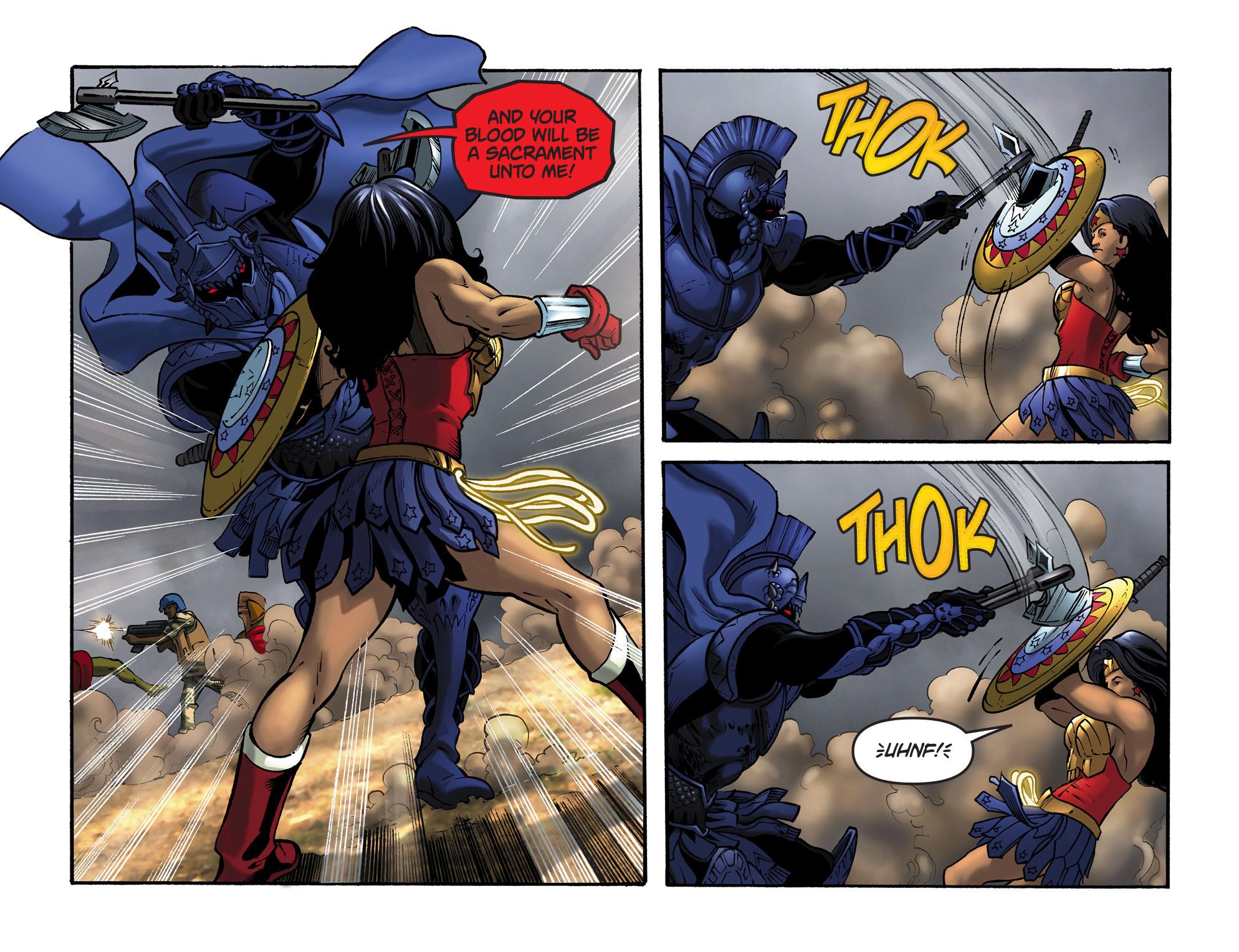 Read online Sensation Comics Featuring Wonder Woman comic -  Issue #35 - 6