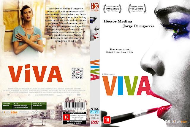 Capa DVD Viva [Exclusiva]