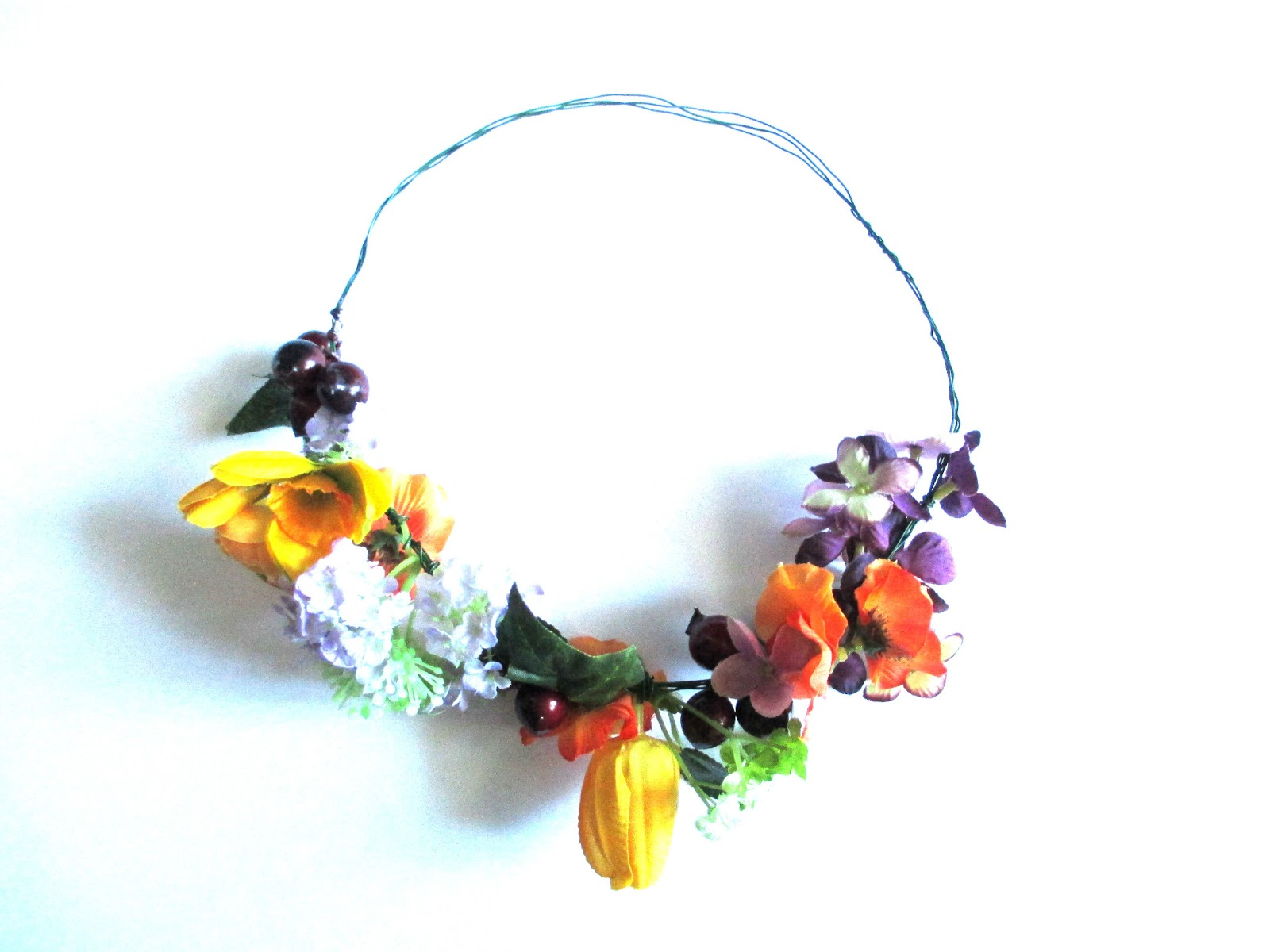 Strangeness And Charms Handmade Flower Crown