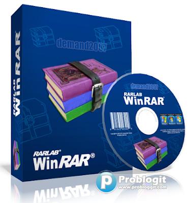 Aplikasi Pembuka Archive / Berkas Berformat RAR, Zip, 7z Terbaik Untuk PC/LAptop