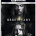 Hereditary Pre-Orders Available Now! Releasing on 4K, Blu-Ray, and DVD 09/04