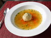 Turkey Matzo Ball Soup – That Old Thanksgivingukkah Classic