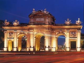Puerta Alcalá de Madrid