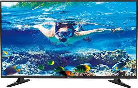 Hisense LTDN40D50TS - 102 cm/40 Zoll LED-Fernseher - 1080p (Full HD)