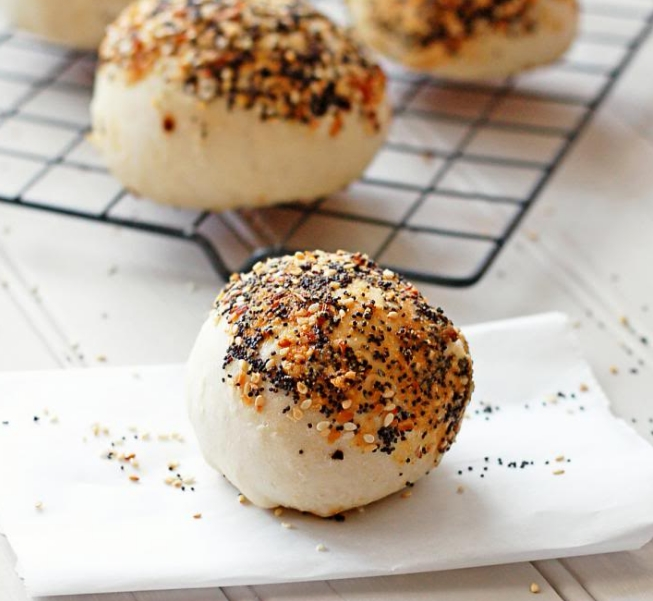 Everything Bagel Bombs