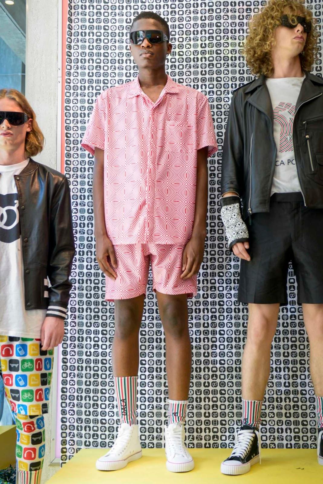 ricardo seco spring-summer 2019 - new york fashion week men u0026 39 s