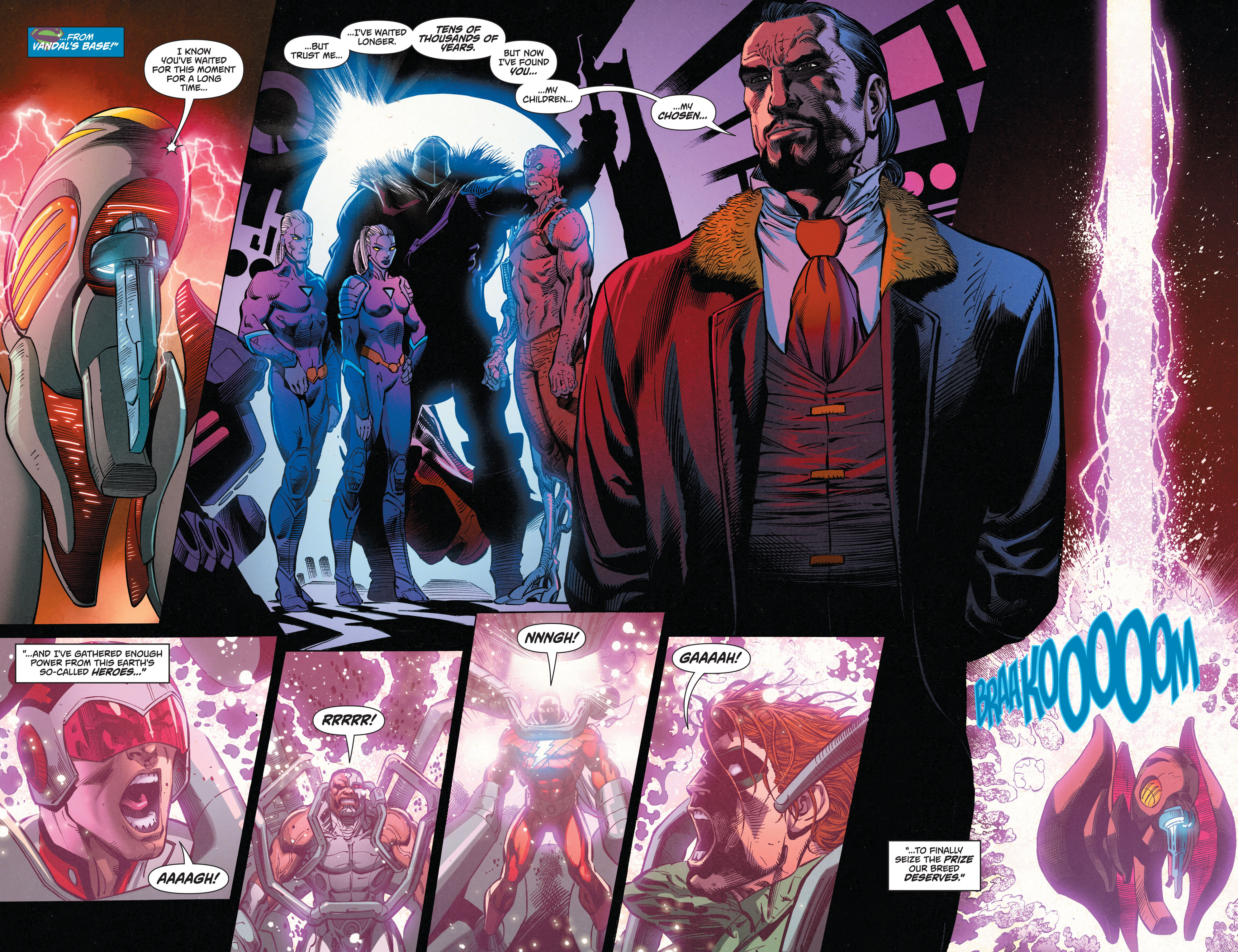 Read online Action Comics (2011) comic -  Issue #49 - 13