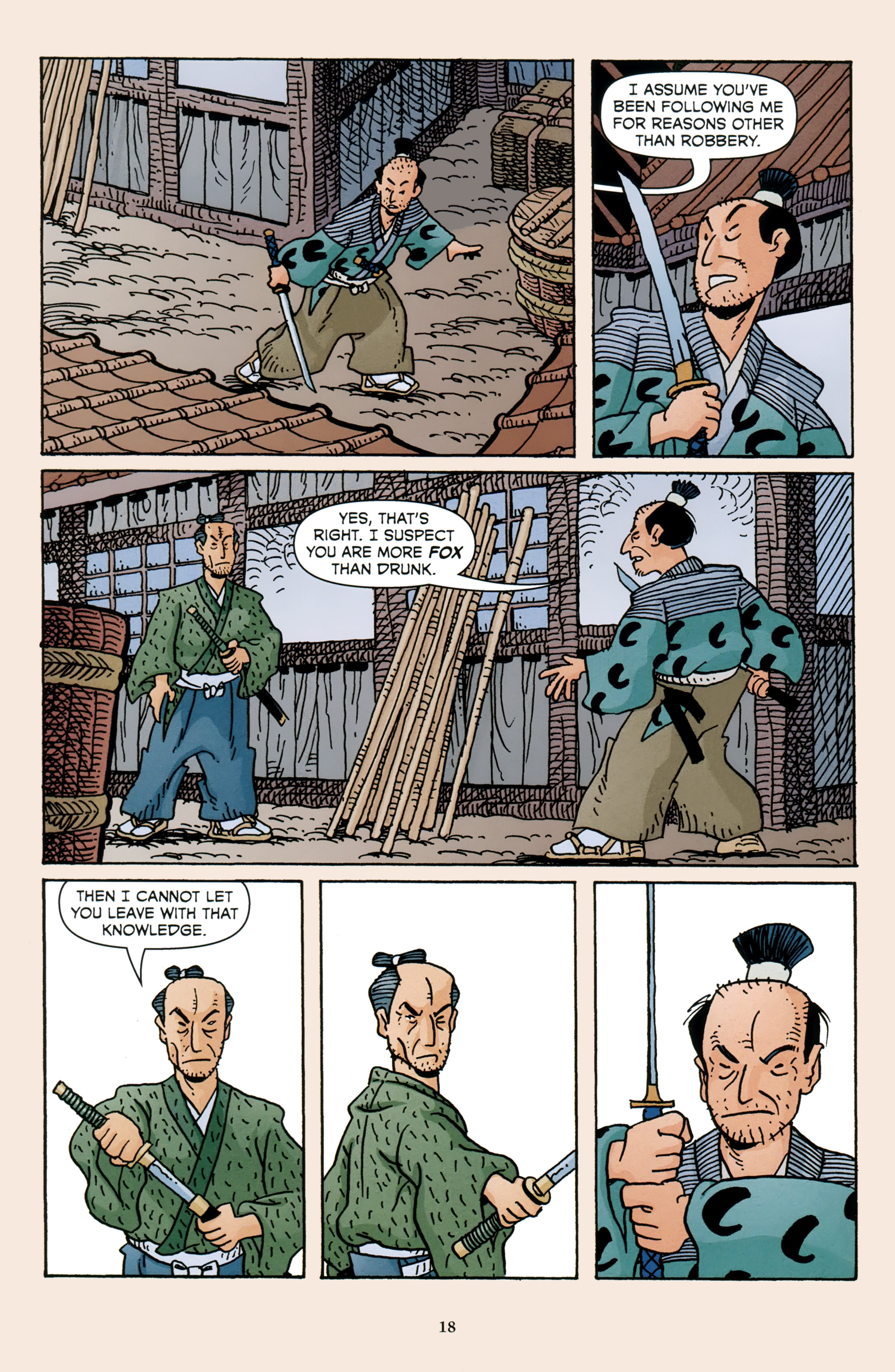 Read online 47 Ronin comic -  Issue #4 - 20