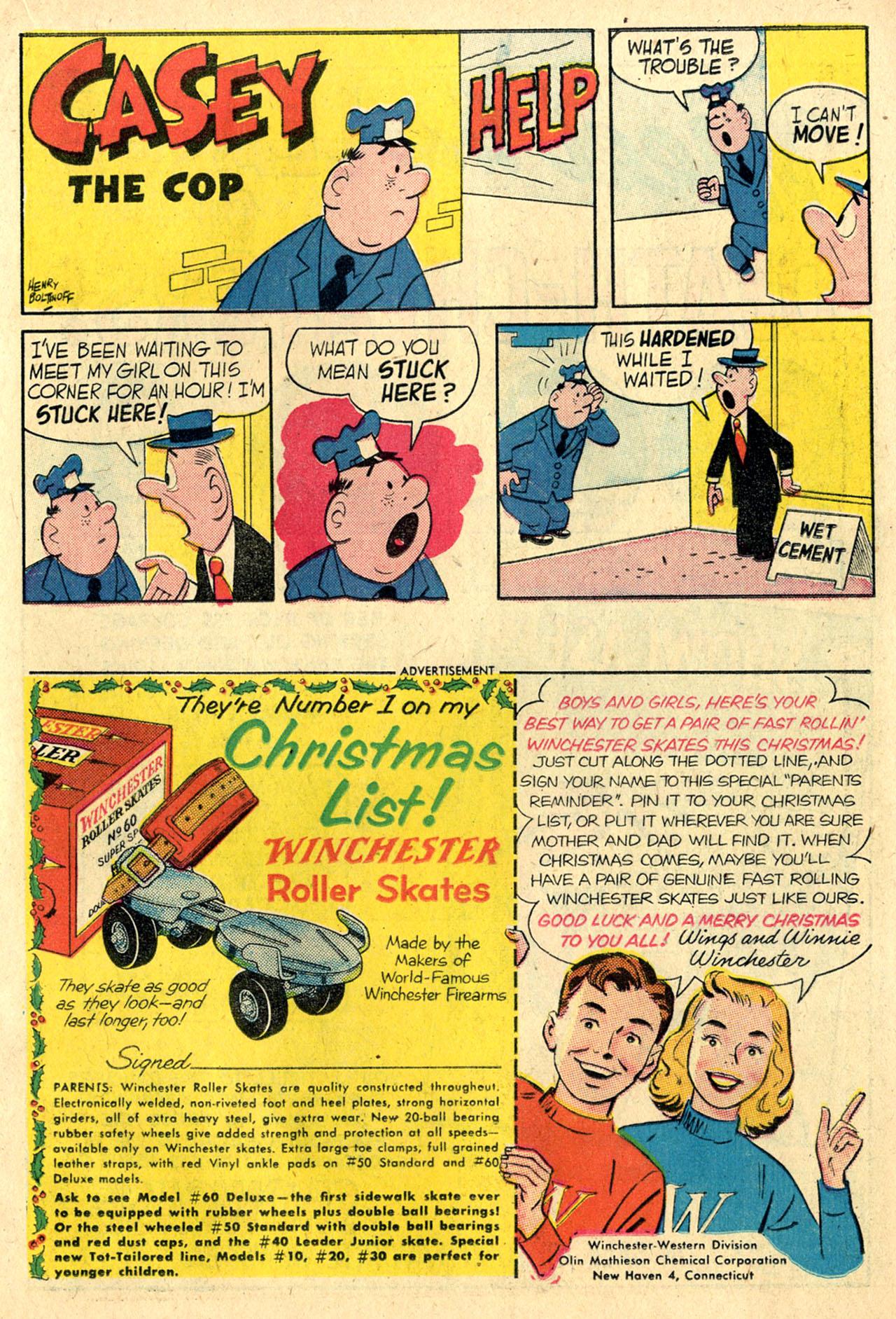 Read online Detective Comics (1937) comic -  Issue #239 - 15