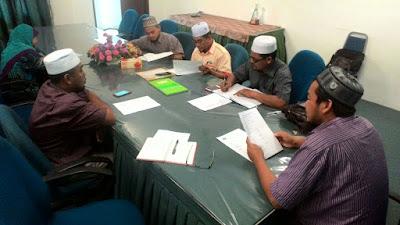 Mesyuarat Khas AJK Persatuan Guru-Guru SAR KAFA Daerah Kuantan 2016