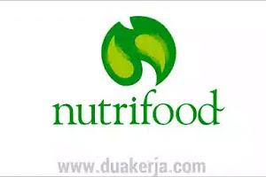 Lowongan Kerja PT Nutrifood Indonesia 2019