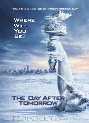 Sinopsis film The Day After Tomorrow (2004)