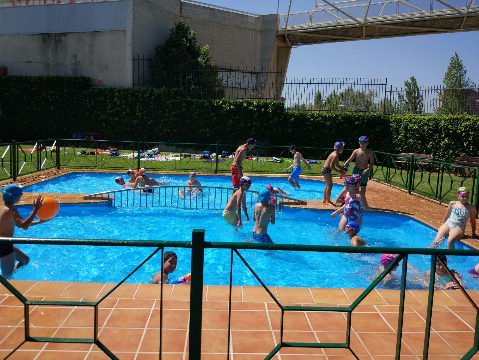 Agustinas Valladolid - 2017 - Primaria Internivel 2 - Piscina