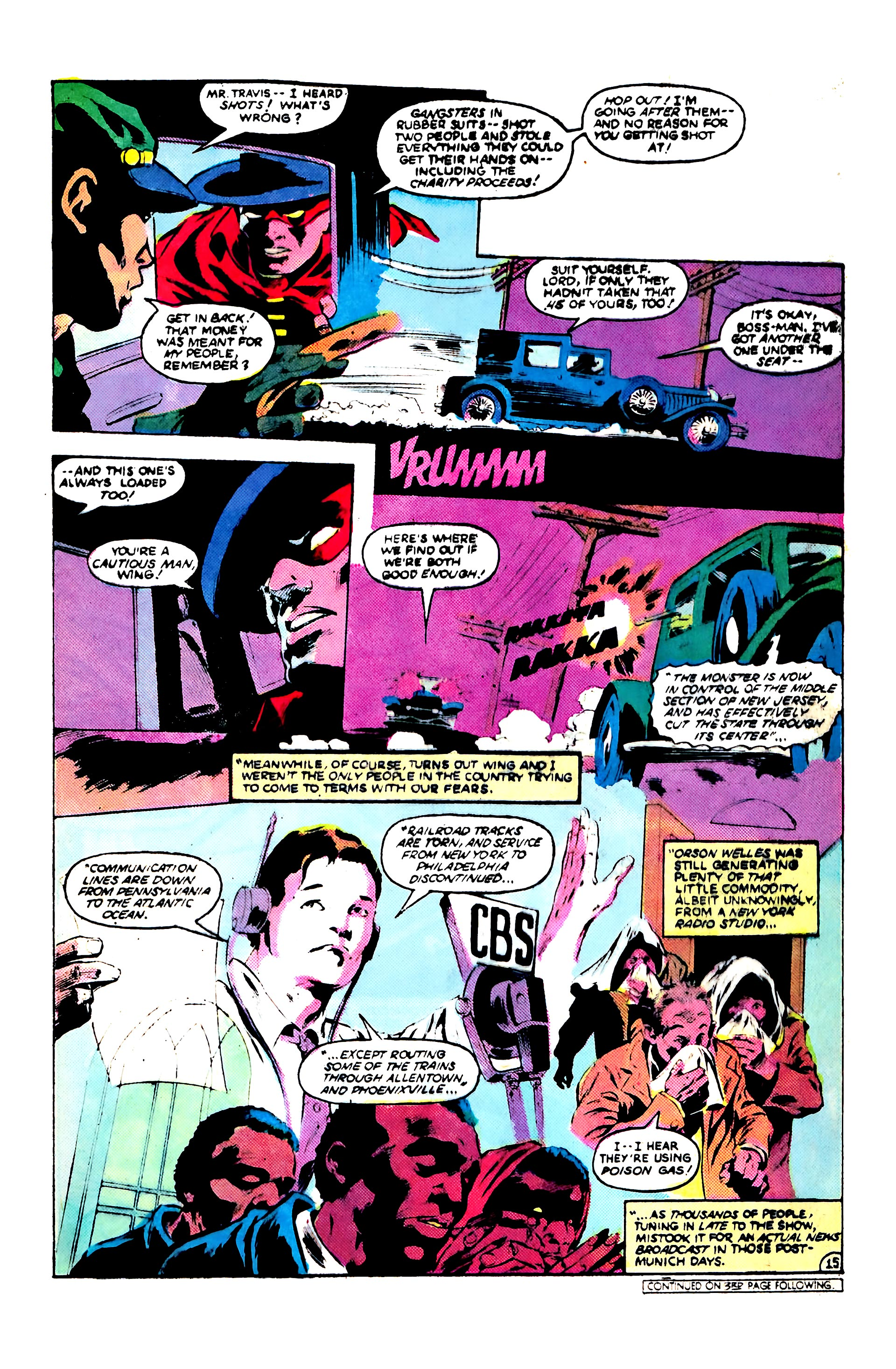 Read online Secret Origins (1986) comic -  Issue #5 - 21