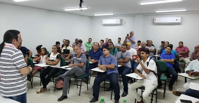 MARANHÃO - Deputado Júnior Verde presta contas do mandato em Balsas