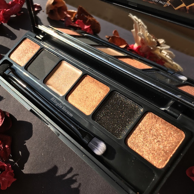 sleek i-lust eyeshadow palette into the night bronze 2