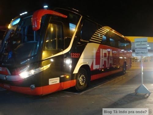 Ônibus da Lirabus