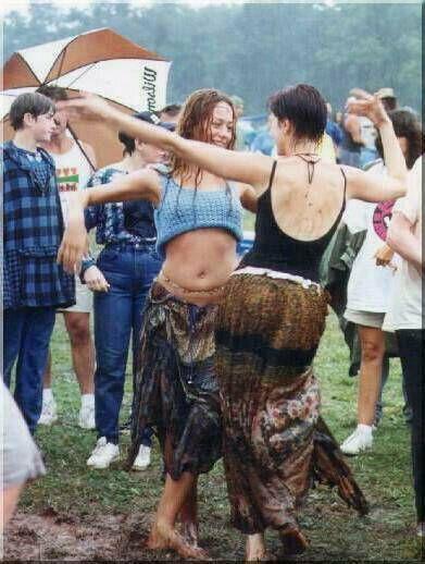 WoodStock e moda Hippie