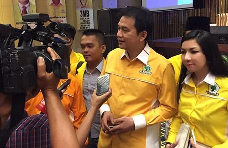 Setnov Tunjuk Aziz Syamsuddin Jadi Ketua DPR Lewat Surat