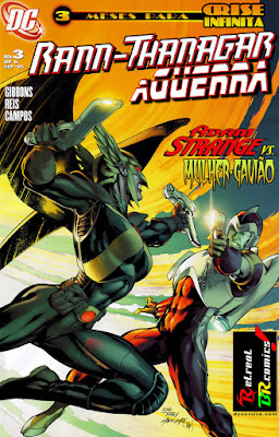 Guerra entre Rann e Thanagar #3