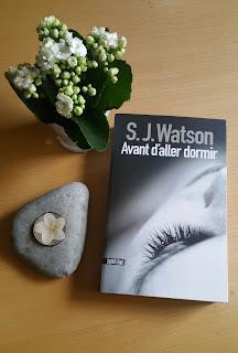 Avant d'aller dormir de S. J. Watson