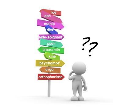 choix métier paramédical orientation infirmier
