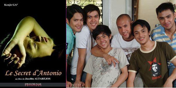 El secreto de Antonio, película