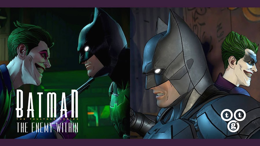 batman the enemy within episode 5 same stitch