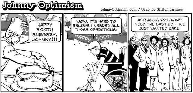 johnnyoptimism, johnny optimism, stilton jarlsberg, medical humor, sick jokes, doctor jokes, 500, cartoons