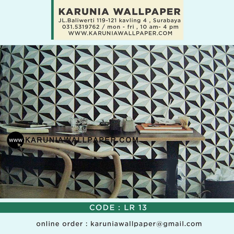 wallpaper dinding rumah abstrak
