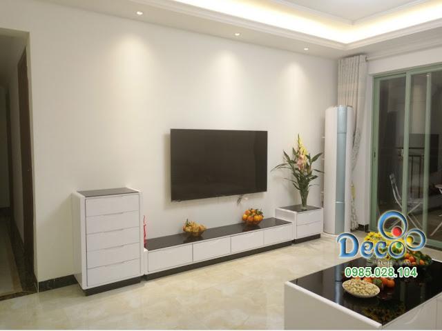 Kệ Tivi Đẹp Để Sàn Deco DB10
