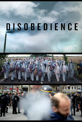 Póster documental Disobedience