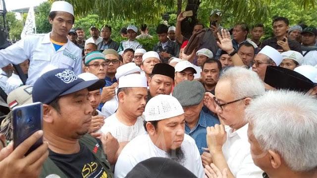 Ketua PA 212 Jadi Tersangka, Pengacara Singgung Kasus Kubu Jokowi tak Pernah Berlanjut