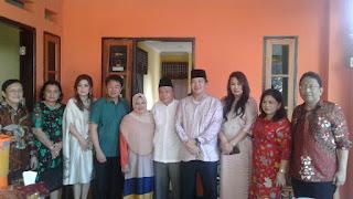 Wagub Dan Ketua DPRD Sulut Silaturahmi Sejumlah Anggota DPRD Sulut