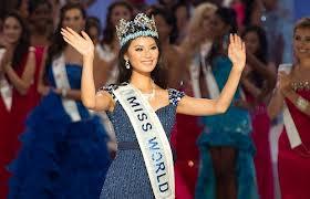 Wenxia YU The Language of Miss World