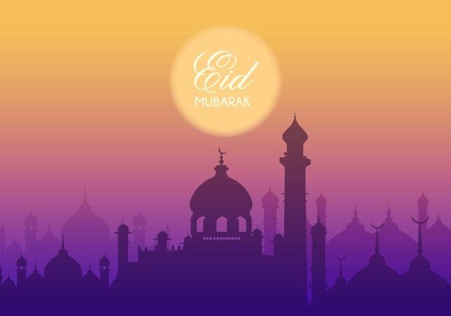 Eid Mubarak Mesasges