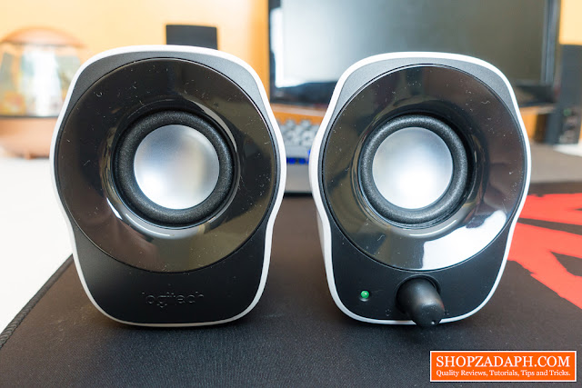 Logitech Z120 Review